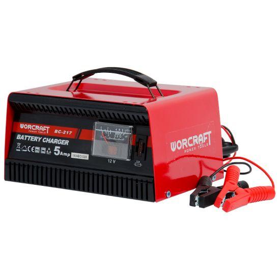 Зарядное устройство для автомобильных аккумуляторов  BC-217
