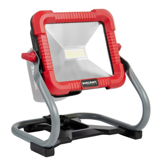 Аккумуляторная диодная лампа портативная CLED-S20Li-30WA