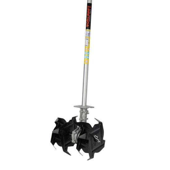 Насадка Культиватор Ø28 мм, 9 шлицов для бензотриммера